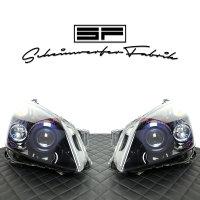 Scheinwerfer-Lackierung - Opel Astra H