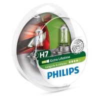 H7 12V 55W PX26d LongLife EcoVision 2st. Philips