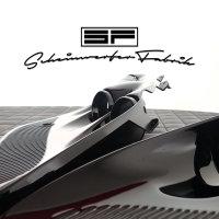 Scheinwerfer-Lackierung - Corvette C6