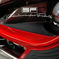 Scheinwerfer-Lackierung - Audi A3 S3 RS3 8V FL - LED