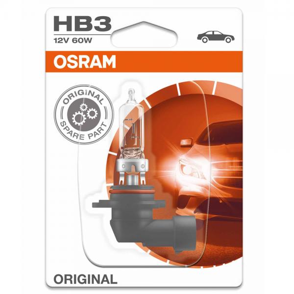 HB3 12V 60W P20d 1st. Blister Osram Original 9005-01B