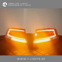 Rückleuchten-Umbau - Dynamische Blinker - Audi A3 8P Cabrio