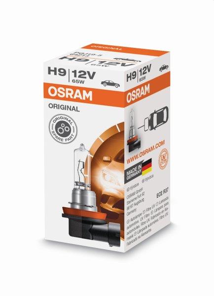 H9 12V 65W PGJ19-5 1st. Osram