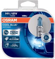 H1 12V 55W P14.5s Cool Blue INTENSE 2st. Osram