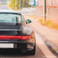 Scheinwerfer-Umbau - VOLL-LED - Porsche 911 993 Carrera 4S S GT2 Turbo