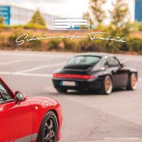Rückleuchten-Umbau - VOLL-LED - Porsche 911 993 Carrera 4S S GT2 Turbo
