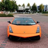 Scheinwerfer-Lackierung - Lamborghini Gallardo Spyder Coupe Superleggera Vorfacelift