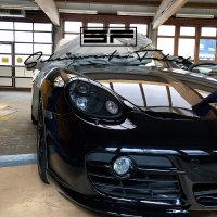 Scheinwerfer-Lackierung - Porsche Boxster Cayman 987.1 - RS Spyder