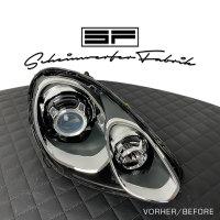 Scheinwerfer-Lackierung - Porsche 958.2 Cayenne 92A GTS Turbo