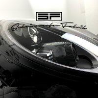 Scheinwerfer-Lackierung - Porsche 911 991.1 LED - Turbo S GT2 GT3 Targa Carrera GTS