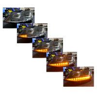 Scheinwerfer-Umbau - Dynamischer LED Blinker - VW Golf 7...
