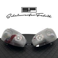 Scheinwerfer-Umbau - Dynamischer LED Blinker - VW Golf 5 Jetta GTI GT R32 Halogen Xenon
