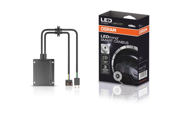 OSRAM LEDriving Smart Canbus Set Lastwiderstand für H7 Nachrüstlampe