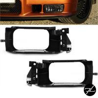 Nebelscheinwerferhalter SET Rechts Links Tragrahmen Nebellampe passt für BMW E36