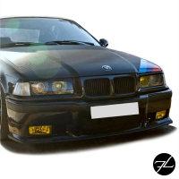 Nebelscheinwerfer Gelb Glas passend für BMW E36...