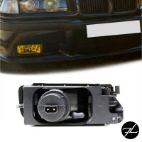 Nebelscheinwerfer Gelb Glas passend für BMW E36 Coupe Cabrio Limousine Touring