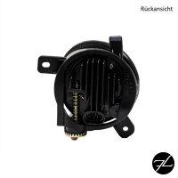 Set VOLL LED Nebelscheinwerfer Chrom passt für Audi A4 B8 07-11 A6 4F 08-11 Q5 8R