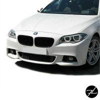 SET LED Nebelscheinwerfer Smoke Schwarz passend für BMW 5er F10 F11 F07 LCI 13>