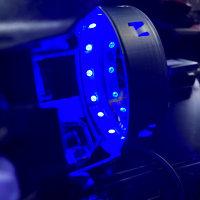 Demon Eyes RGB Projektor-Beleuchtung App-Remote Devil Eyes Linsenbeleuchtung