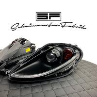 Scheinwerfer-Lackierung - Ferrari F430 F131 - Schwarz Farbe
