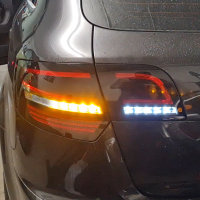Rückleuchten-Umbau - Dynamische LED Blinker - Audi A3 S3 RS3 8P Sportback FL Facelift 5-Türer