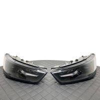 Scheinwerfer-Lackierung - Audi A1 S1 8X FL - Xenon