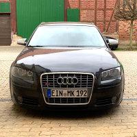 Scheinwerfer-Lackierung - Audi A3 S3 RS3 8P VFL Halogen
