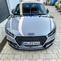 Scheinwerfer-Lackierung - Audi TT 8S - Xenon