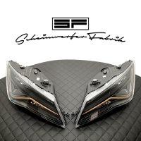 Scheinwerfer-Lackierung - Seat Leon 5F FL Cupra LED