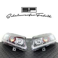 Scheinwerfer-Lackierung - Audi RS6 C6 4F