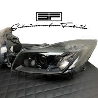 Scheinwerfer-Lackierung - Opel Insignia OPC