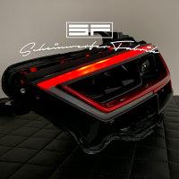 Scheinwerfer-Umbau - RGB Tagfahrlicht - Audi A3 S3 RS3 8V FL - App Bluetooth