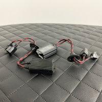 Check-Terminator Set H4 Canbus Decoder Anti-Flicker