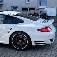 Rückleuchten-Lasur - Porsche 911 997.2 Rot...