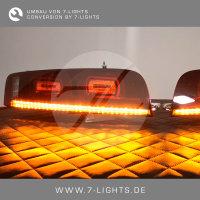 Rückleuchten-Umbau - LED Blinker Rot US auf EU...
