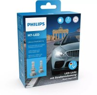 Philips H7 LED 12V 20W PX26d Ultinon Pro6000 LED...