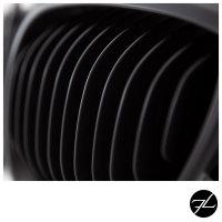 Set Kühlergrill Performance Schwarz Matt passend für BMW 5er E60 E61 Bj 03-10