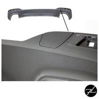 Sport Stoßstange hinten +Diffusor +Zubehör passend für BMW 5er G31 Touring auch M-Paket Stoßstange 17>