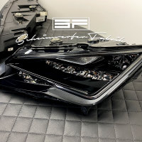 Scheinwerfer-Lackierung - Seat Leon 5F VFL Cupra LED